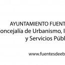 Logotipo Concejalía de Urbanismo, Infraestructuras y Servicios Públicos